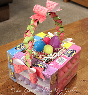 8 fun and creative diy easter basket ideas hip mamas place here i rounded up some super cute diy easter basket ideas and projects from all around the web enjoy negle Gallery