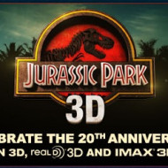 *HOT* FREE Advanced Movie Screening of Jurassic Park 3D on 3/30 (Select Cities Only)