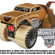 Lowe's Build & Grow: FREE Kids Clinic Featuring Monster Jam Monster Mutt on March 9th
