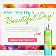 Bath & Body Works: Send an eCard and Get A Surprise Gift For You and a Friend!