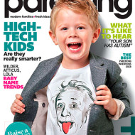 FREE 1 Year Subscription to Parenting Magazine