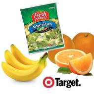 Target: FREE and Cheap Fruits and Veggies!