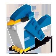 LEGO Stores: FREE LEGO Blue Bird Mini Model Build on May 7th