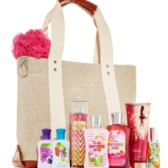 Bath & Body Works: 2013 Mother's Day VIP Tote – A $119 Value, Only $20 With A $40 Purchase (Thru 5/12)