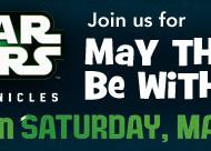Toys R'Us: FREE LEGO Star Wars Mini Build Tomorrow (5/4/13)