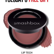 *TODAY ONLY DEAL* SMASHBOX.COM: FREE LIP Tech in Peony ($24 Value) with Your Pretty Points Membership and $25 Or More Purchase