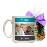 *HOT WEEKEND ONLY DEAL* Shutterfly: Custom Photo Mug with Ghirardelli Chocolates, Only 11.38 Shipped (Valid Thru 6/9 Only)