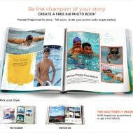 Free 8×8 Hard Cover Photo Book from Shutterfly– Just Pay Shipping!