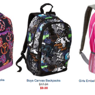 Great Deals on Backpacks for Back To School from Old Navy, Walgreens and Rite Aid