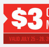 Save at the Movies: $3 Off Nachos at Regal Cinemas + $2 Off Drink with Select Food Purchase at Cinemark