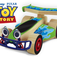 Lowe's Build & Grow FREE Kids Clinic: Build Toy Story Race Cars on July 27th and 28th- Register Now!