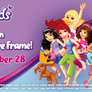 *REMINDER* Toys 'R' Us: FREE LEGO Friends Picture Frame Mini Building Event Tomorrow, Sept 28th