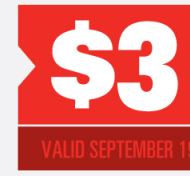 Save at the Movies: $3 Off Soft Drink at Regal Cinemas + $2 Off Drink with Select Food Purchase at Cinemark