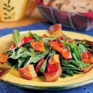 Recipe: Roasted Sweet Potato Salad (300 Calories)
