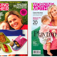 FREE Magazine Subscriptions: Working Mother Magazine, Better Homes & Gardens, Elle + More!
