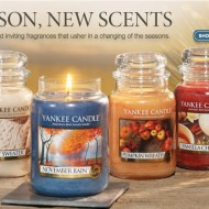 Yankee Candle: Buy 2 Get 2 Free Large Jars, Tumblers, & Vase Candles Coupon (Through 12/1)