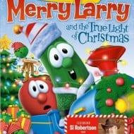 New VeggieTales DVD: Merry Larry and the True Light of Christmas + Giveaway!