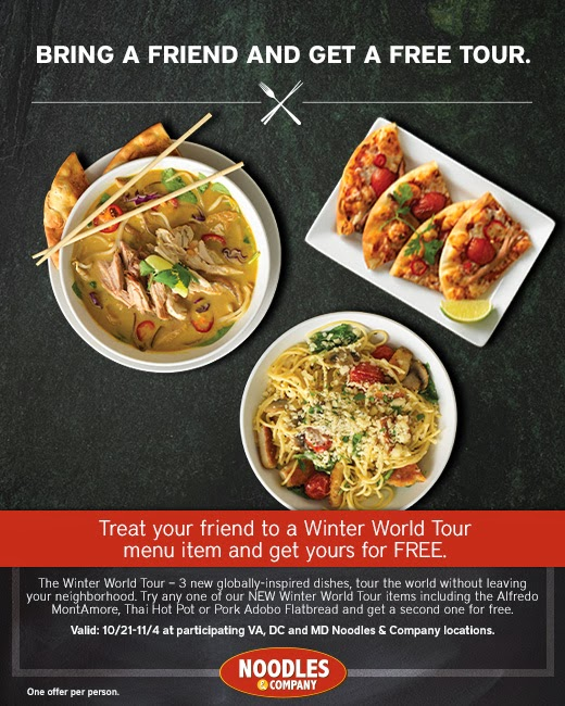 The noodle company coupons