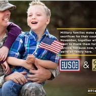 Olive Garden: FREE Entree on Veterans Day + 10% Off Everyday in November for Veterans and Current Service Members And Their Families