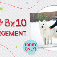 Walgreens: Totally FREE 8×10 Photo Print with In-Store Pickup (TODAY ONLY!)