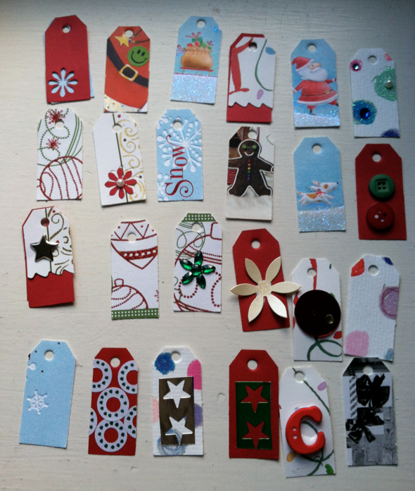 fun and creative things to do with old christmas cards