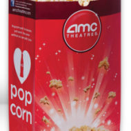 Save at the Movies: FREE Small Popcorn at AMC Theaters (Mobile Text Offer)