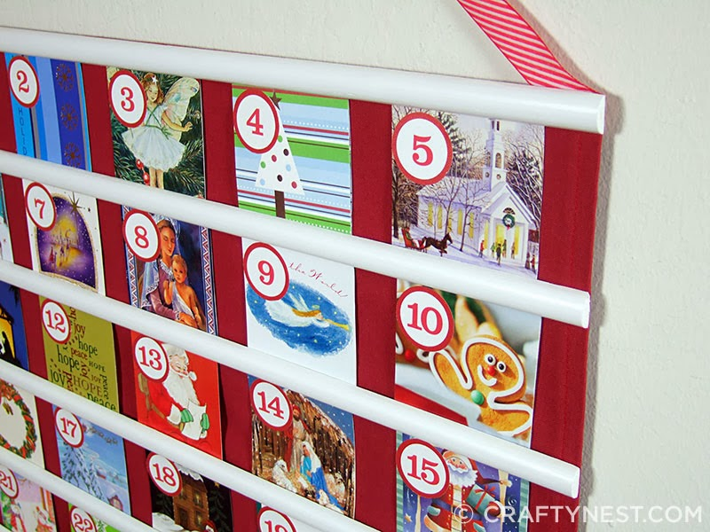 Fun and Creative Things To Do With Old Christmas Cards- Hip Mama\'s Place