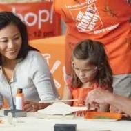 Home Depot FREE Kids Workshop: Make a Fun Desk Calendar on January 4th – Register Now!