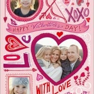 Photo and Card Deals: 12 FREE Valentine Cards from Shutterfly, FREE 5×7 Wood Print from PhotoBarn + More!