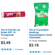 Walgreens: FREE Yes To Lip Balm and Travel Towelettes with Coupon – Hurry to Print!