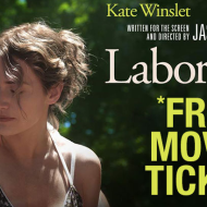"""Save at the Movies: Buy One, Get One Free Ticket To See """"Labor Day"""" at Cinemark Theaters (Valid Thru 2/17) + $1 Off Any Popcorn with Purchase"""