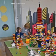 LEGO Build Event For Kids at the National Building Museum (Washington, DC) on March 8th