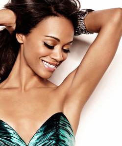 A-List Beauty Secrets For Dark Skin Tones from Zoe, Demi, Naya & More