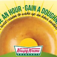FREE Offers from Krispy Kreme and 7-Eleven: FREE Original Glazed Doughnut  (TODAY ONLY) + FREE Diet Coke Slurpee