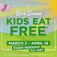 Dining Deals: Bob Evans, Outback Steakhouse and More!