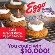 New 2014 Eggo Your Way Recipe Contest: Enter to Win Up to $10,000 + Delicious Waffle Recipe Ideas
