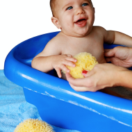 Review: Eco-Friendly Baby Buddy Natural Bath Sponge