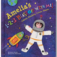 Remembering the First American Astronaut +  I See Me 1-2-3 Blast Off With Me Personalized Book Giveaway!