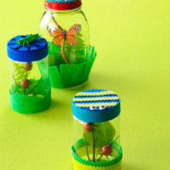 5 Low-Tech Summer Crafts for Kids