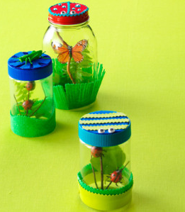 Encourage Your Kids To Put Down The I Gadgets And Unplug Video Games These Low Tech Summer Craft Projects Are Simple Yet Provide Hours Of Fun For