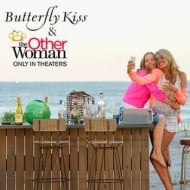 "Butterfly Kiss Pink Pinot Grigio and ""The Other Woman"""
