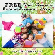 Big List of FREE Summer Reading Programs for Kids (2014)