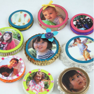 Summer Craft Idea: DIY Upcycled Mason Jars