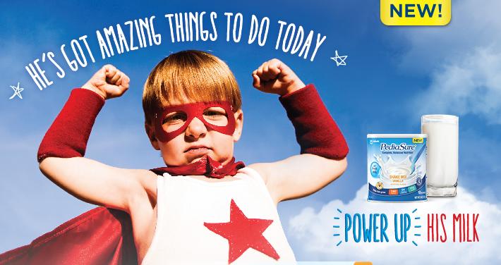 FREE Can of Pediasure Powder + FREE Samples from Huggies