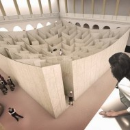 """National Building Museum """"BIG Maze"""" Opens on July 4th"""