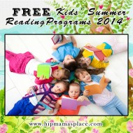 FREE Weekly Summer Reading Logs