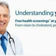 Sam's Club: FREE Men's Health Screening on June 14th