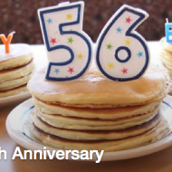 IHOP: $0.56 Buttermilk Pancake Short Stacks (TODAY ONLY)