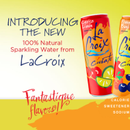 *HOT* Buy 1 LaCroix Cúrate 8-Pack and Get ANY Other LaCroix 8-Pack FREE – First 1,000 Only!