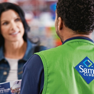 Groupon: ONLY $45 for a One-Year Sam's Club Membership, $20 Gift Card, and Free Fresh-Food Vouchers